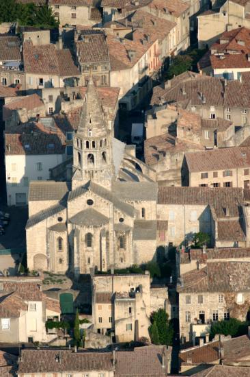 Eglise de Bourg St Andéol