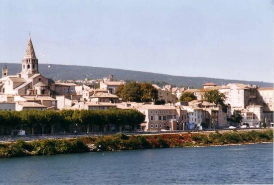 Ville de Bourg St Andéol