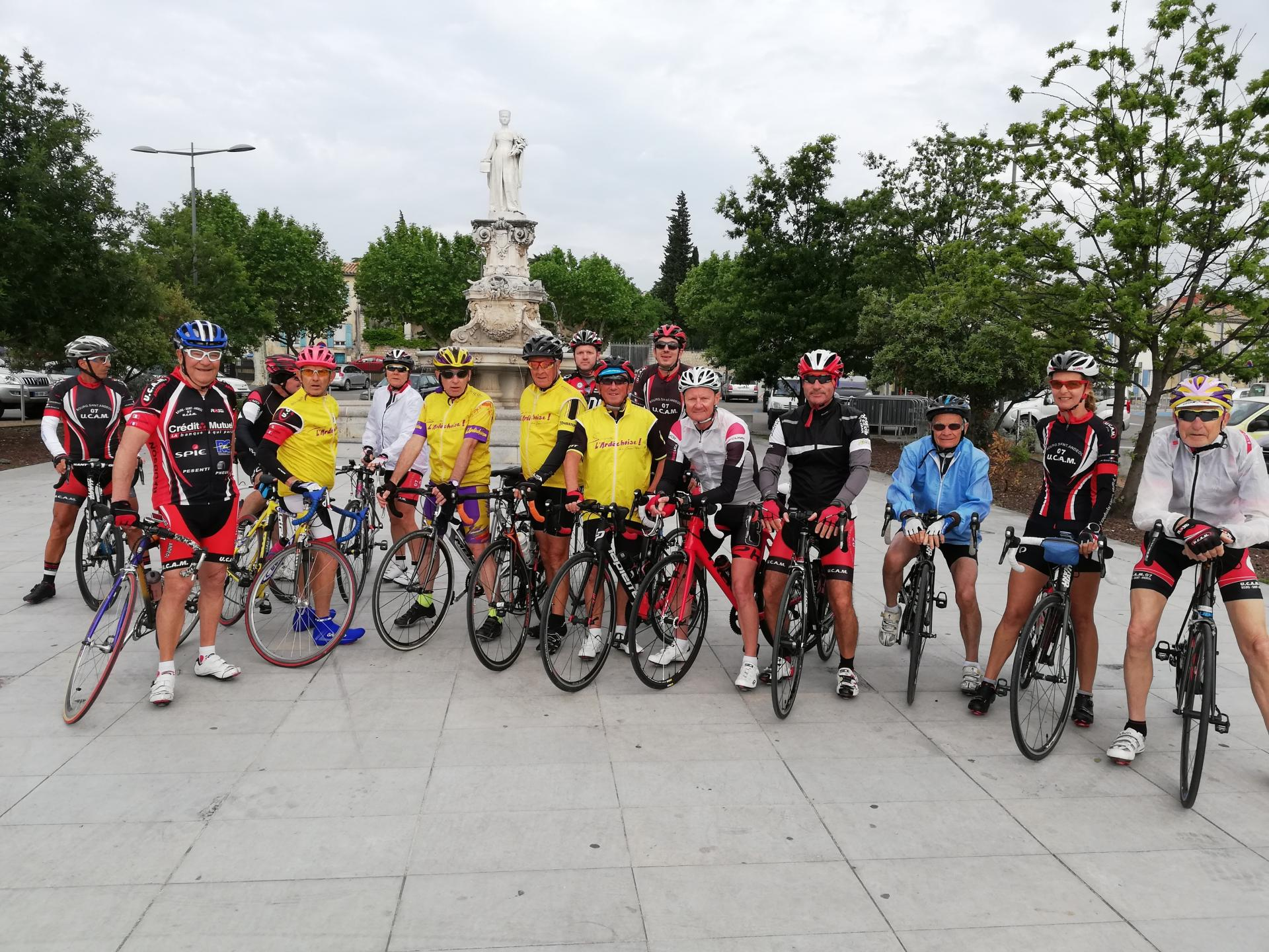 Union Cycliste de l'Ardèche Méridionnale